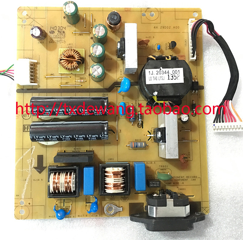 DELL U2414H U2414Hb power supply board 4H.29D02.A00 4H.29D02.A10