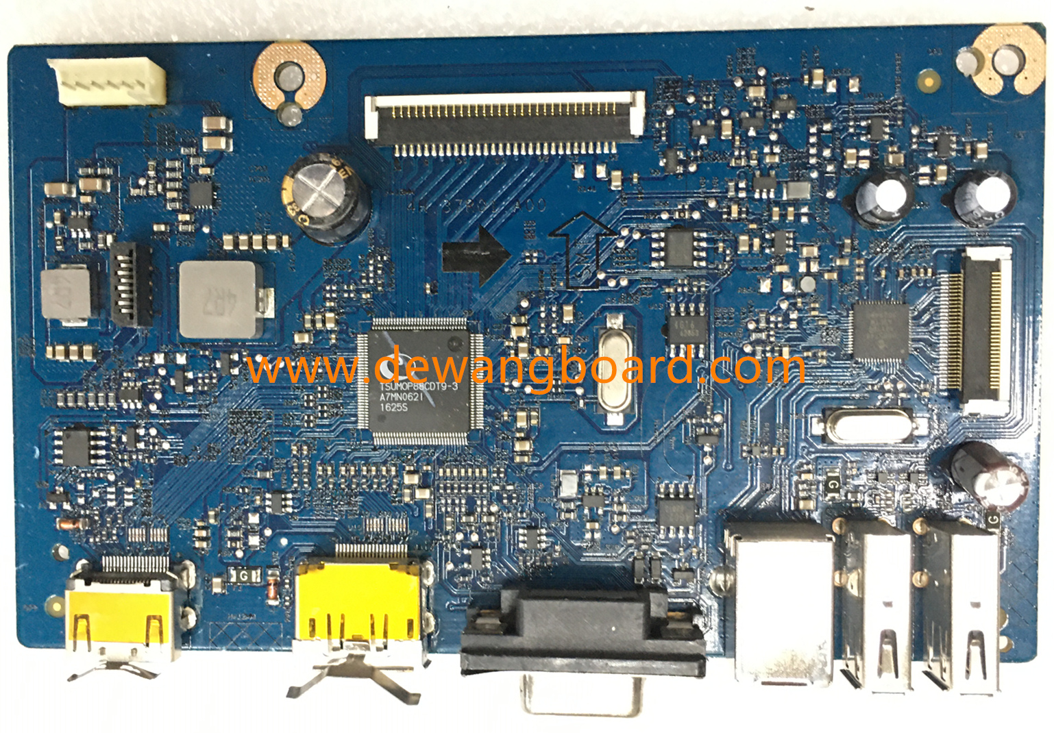 4H.37R01.A00 DELL SP2318H P2217H P2317H P2317HB main board