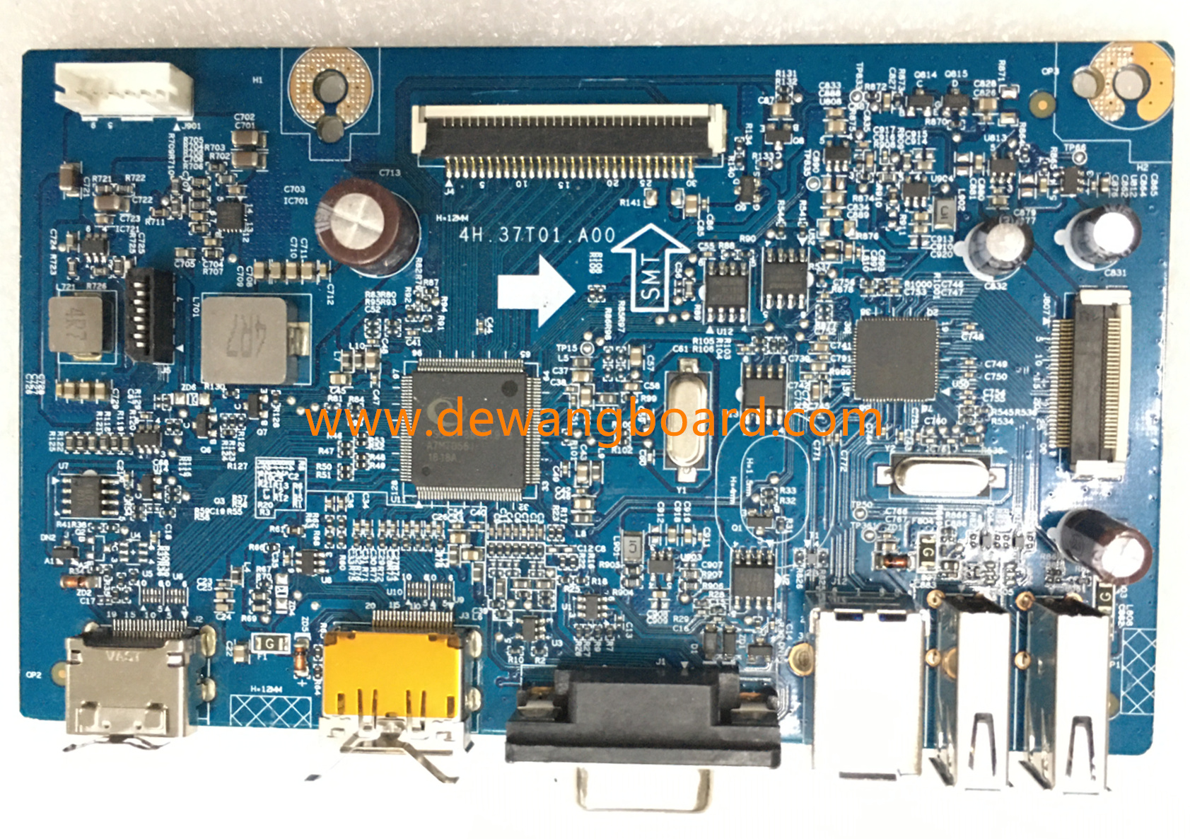 dell P2217H P2317H P2417H main board 4H.37T01.A00