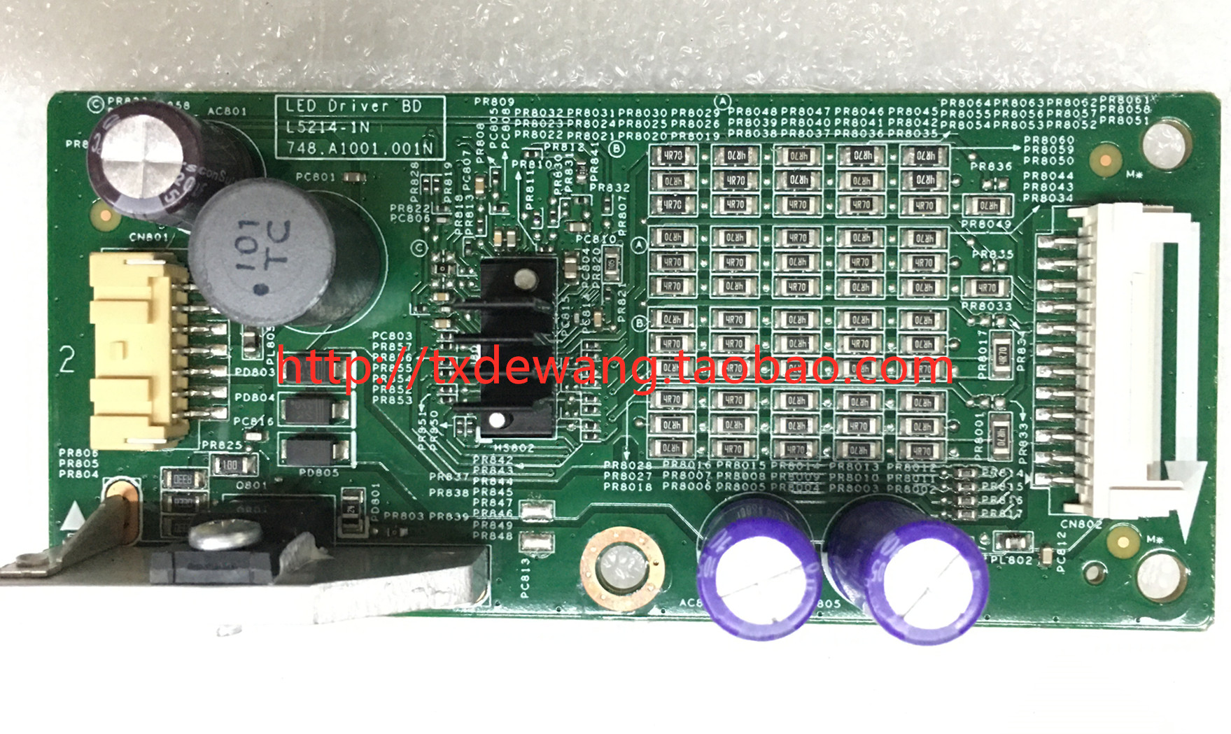 DELL UP2716D backlight boost board 748.A1001.001N LM270WQ6 SSA1