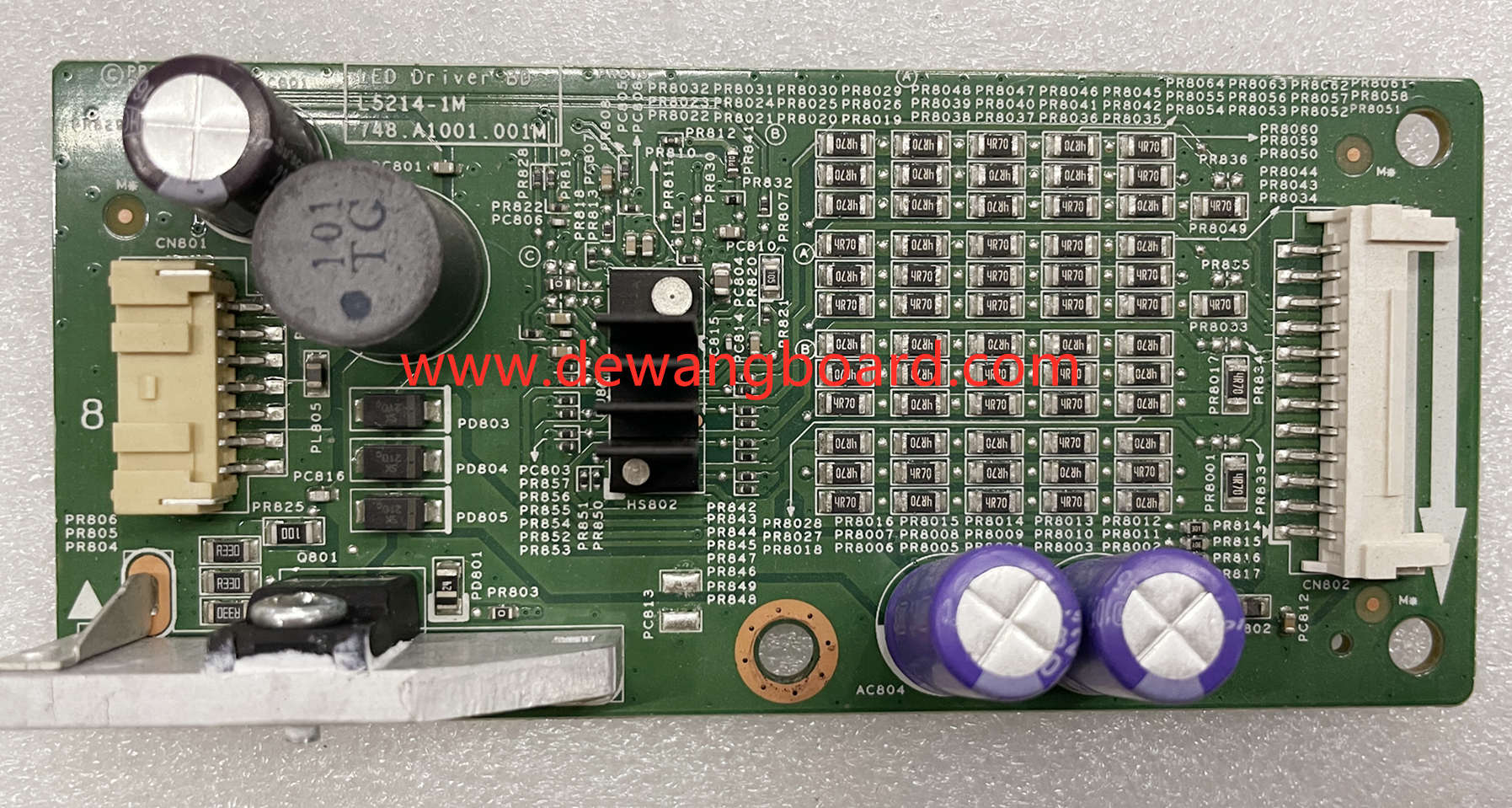 L5214-1M 748.A1001.001M DELL UP2716D backlight boost board