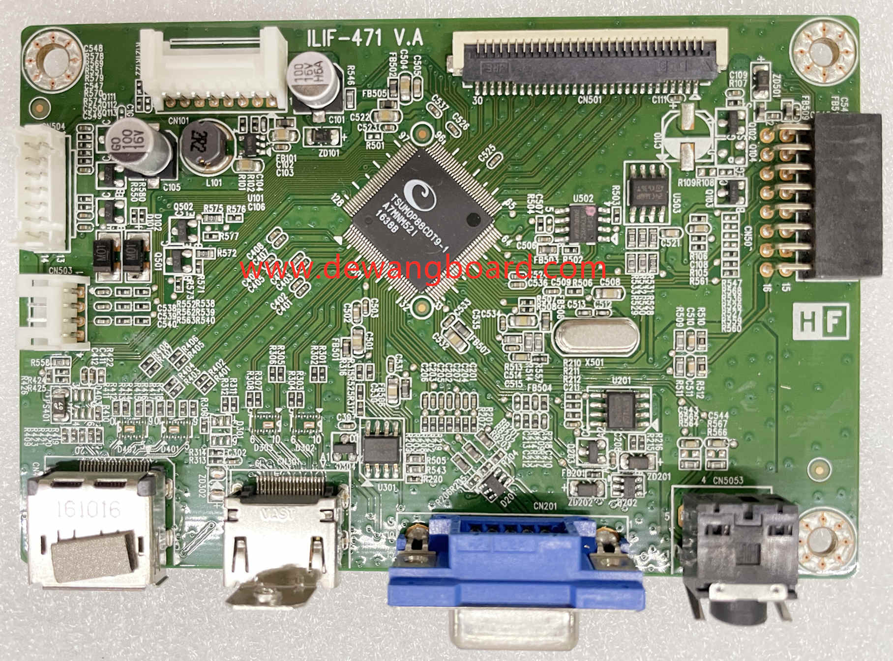 HP E240C main board ILIF-471 492A00AS1300H08