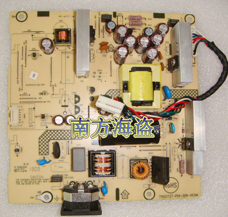 philips 273E3L 273EL power supply board 715G3727-P04-006-003M