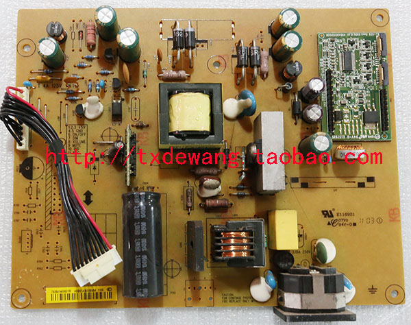 philips MWEL1222F 222EL1supply powr board 491A00731400R ILPI-234