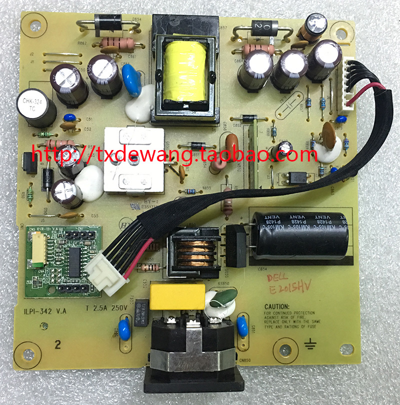 DELL E2015HVf main board ILPI-342 491A01131400H06