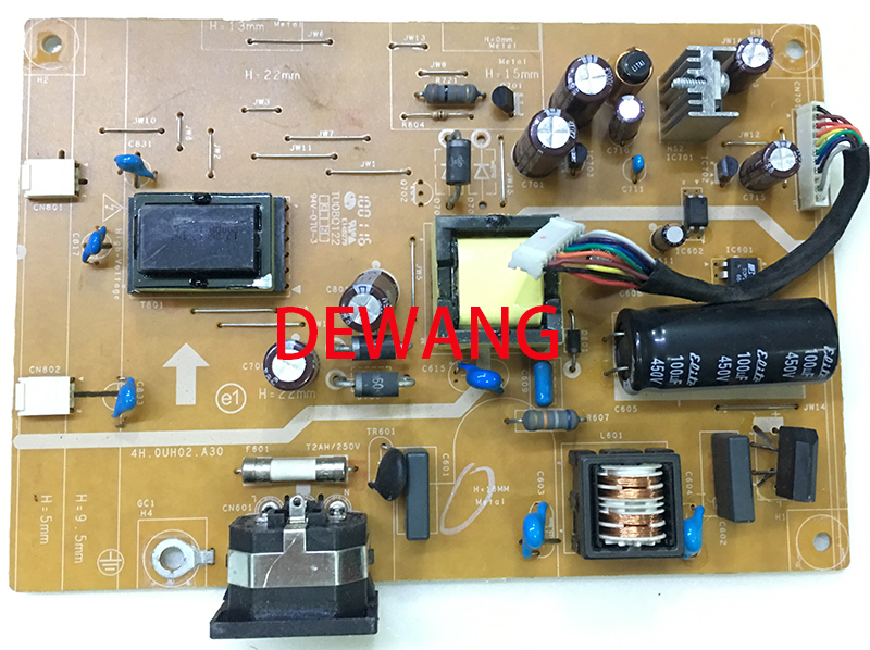 4H.0UH02.A30 acer G195WV G225HQV X193HQV supply power board