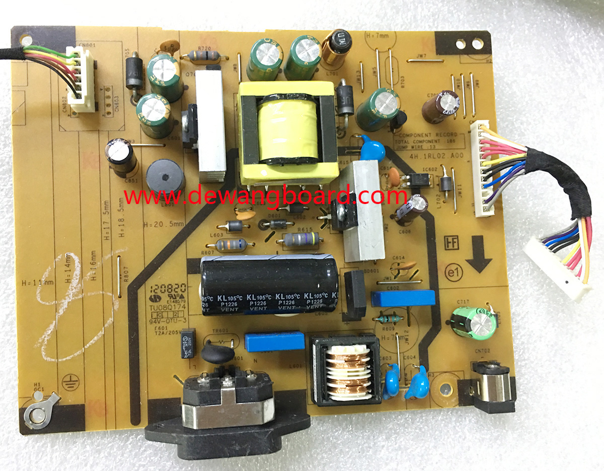 4H.1RL02.A00 dell P1913 power supply board