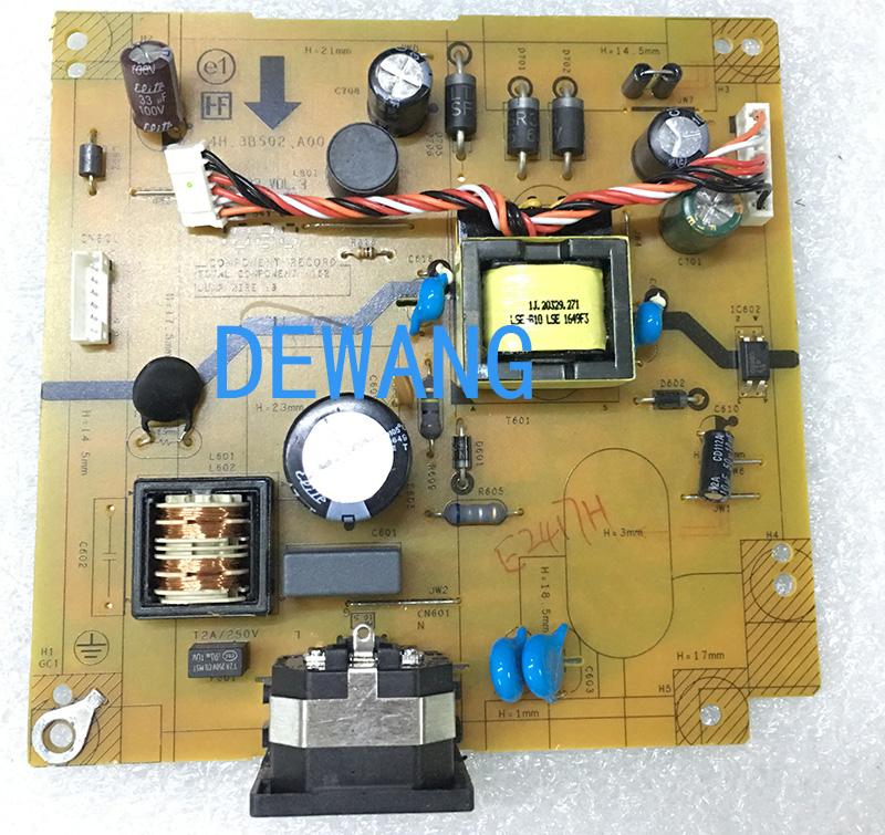 4H.3B502.A00 dell e2417h e2417hv power supply board