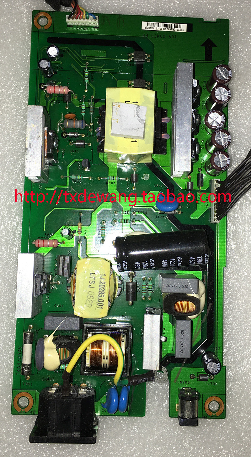 Dell 2407WFPB 2407FPW power supply 4H.L2K02.A01