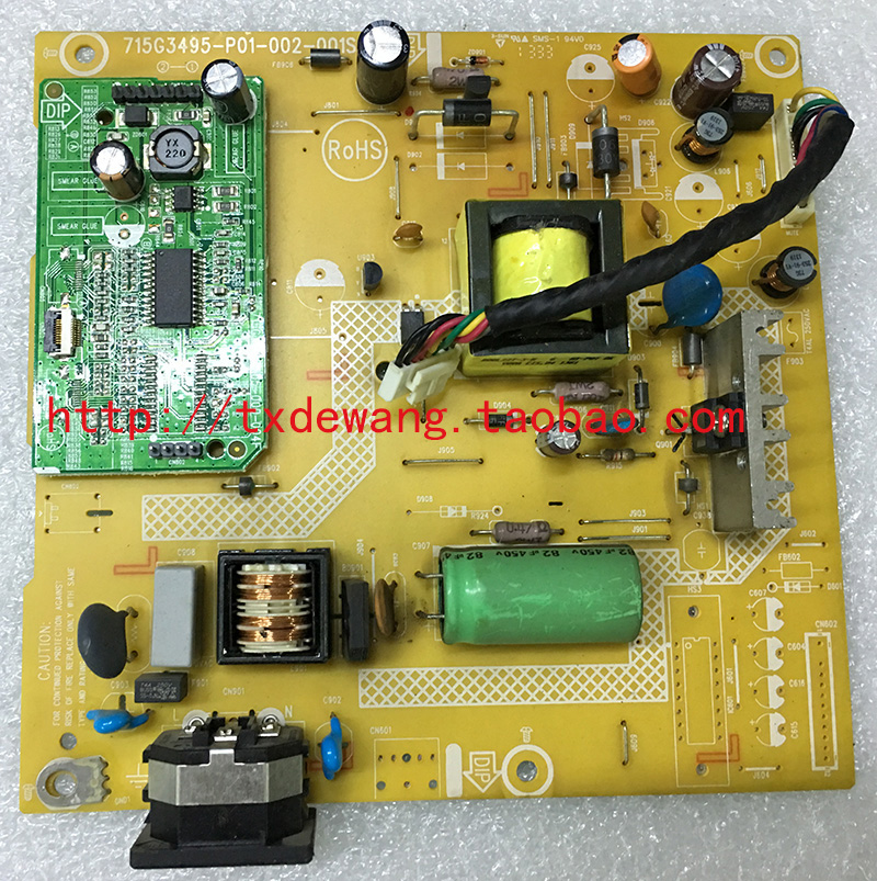 philips 19S4L 19S4 power board 715G3495-P01-002-001S