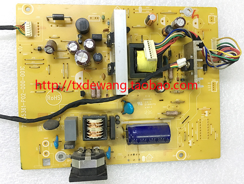 715G5361-P02-000-001C AOC E2460SD/G E2450Swd power supply board