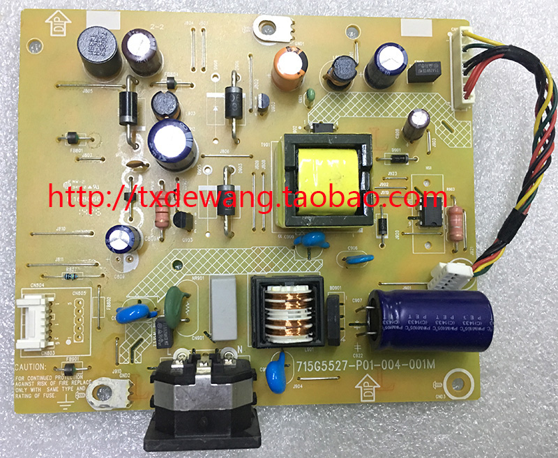 715G5527-P01-004-001M philips 203V5L 243V5L power supply board
