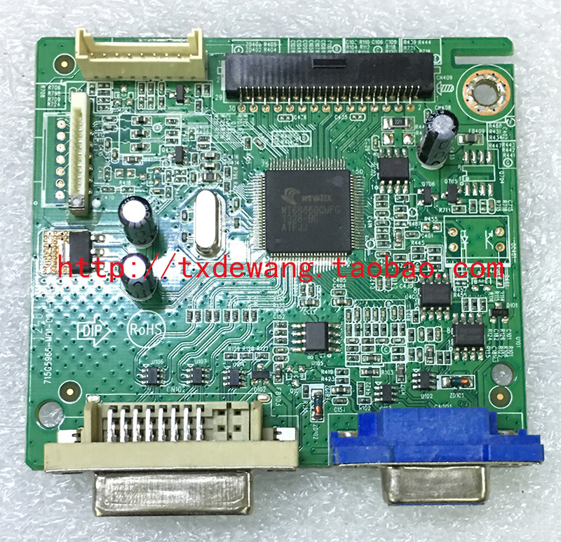 philips 19S4L 19S4 main board 715G5966-M01-000-004I