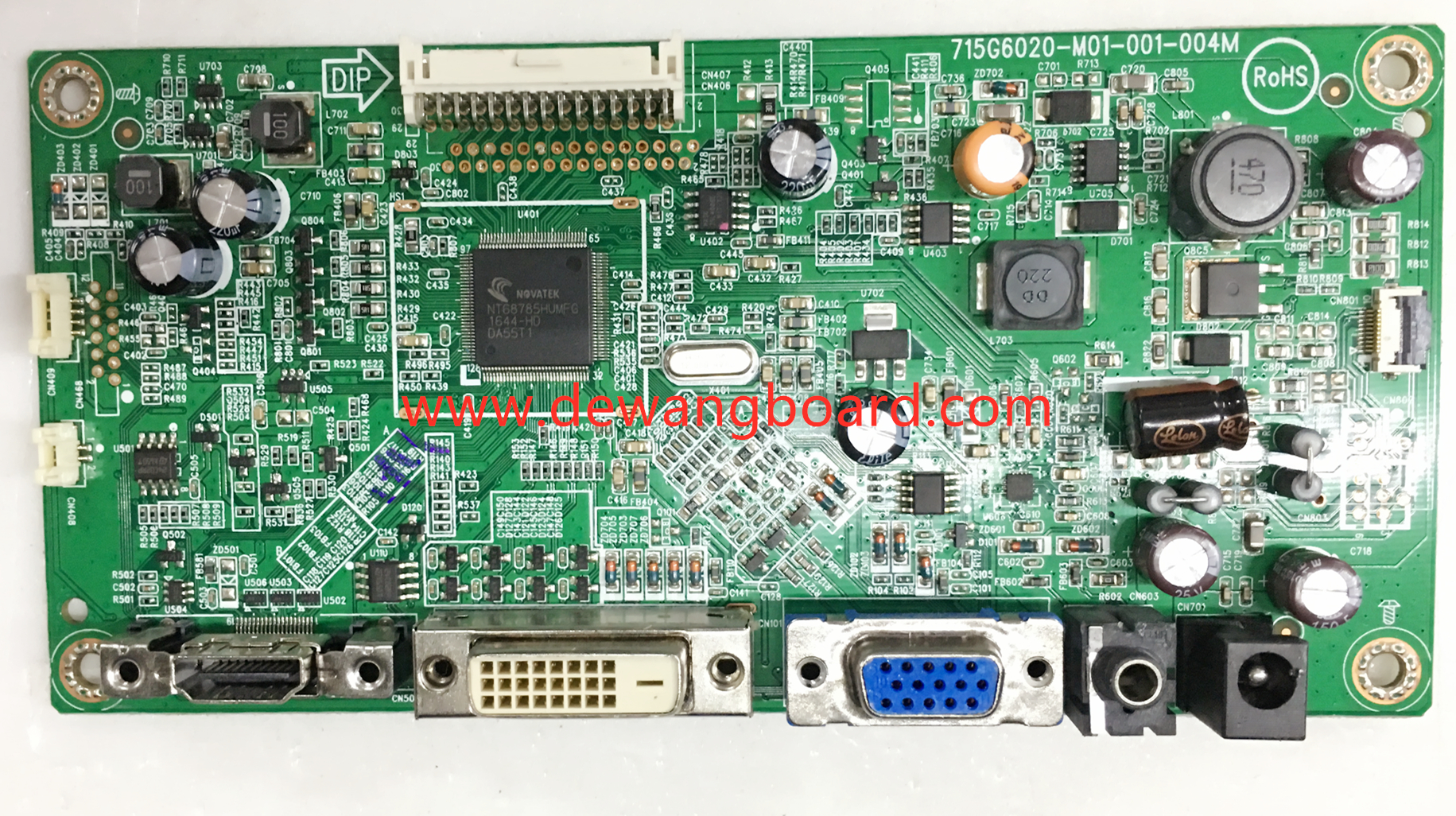715G6020-M01-001-004M PHILIPS 246E7Q main board