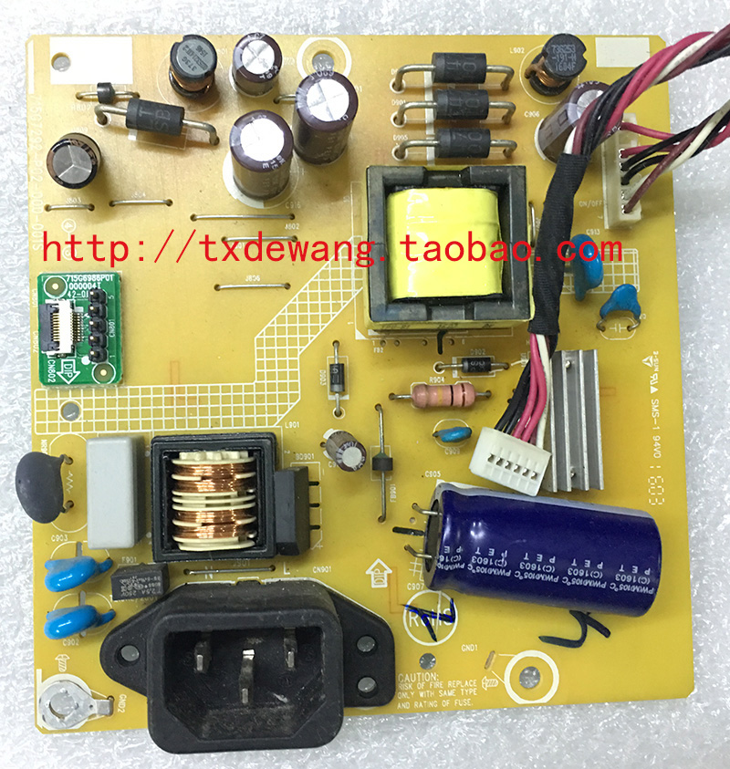 715G7292-P02-000-001S AOC I2769V power board