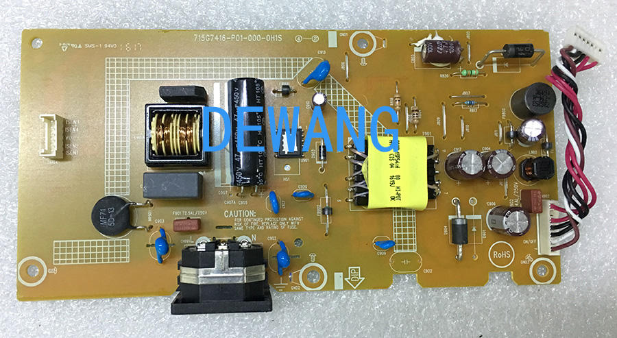 715G7416-P01-000-0H1S DELL SE2717H SE2717HX power supply board