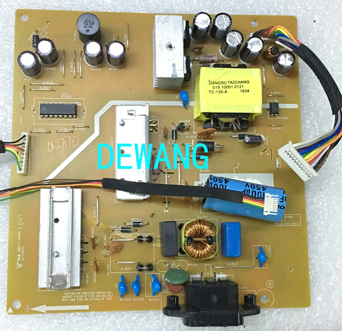 748.A1703.0011 dell U2717D power supply board