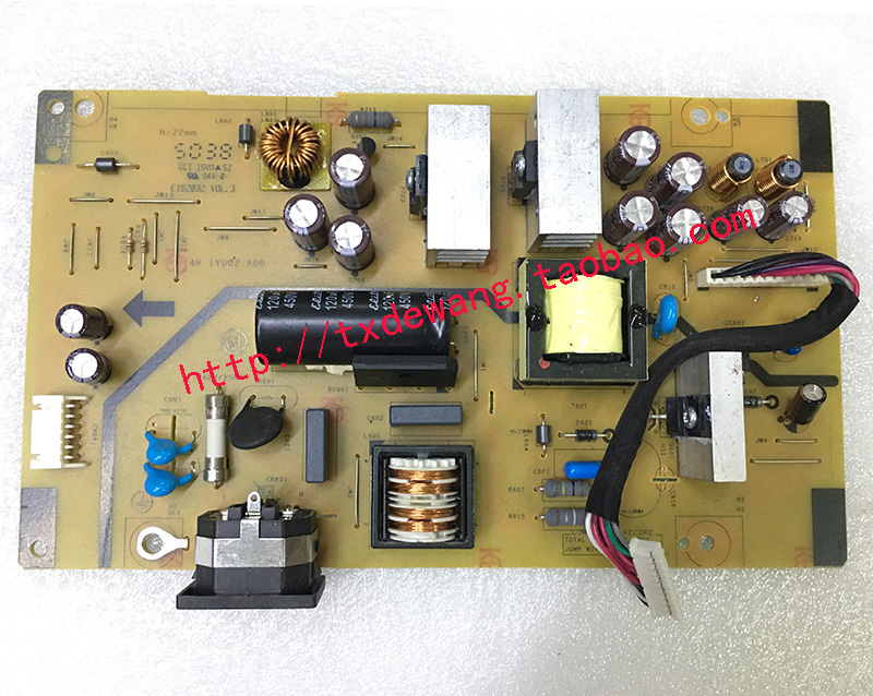 ASUS VG248 VG248QE power supply board 4H.1YD02.A00