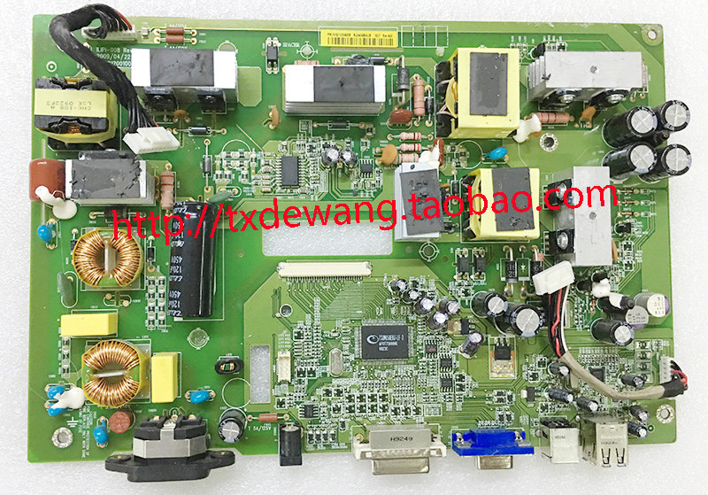 DELL 2209WA main board ILIPI-008 RevA 491881200100H