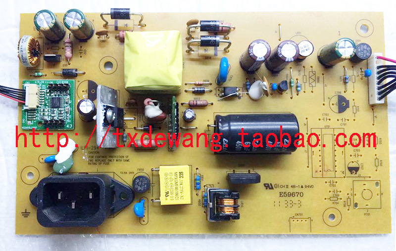 philips 226V3L power supply ILPI-294 491A015E1400R