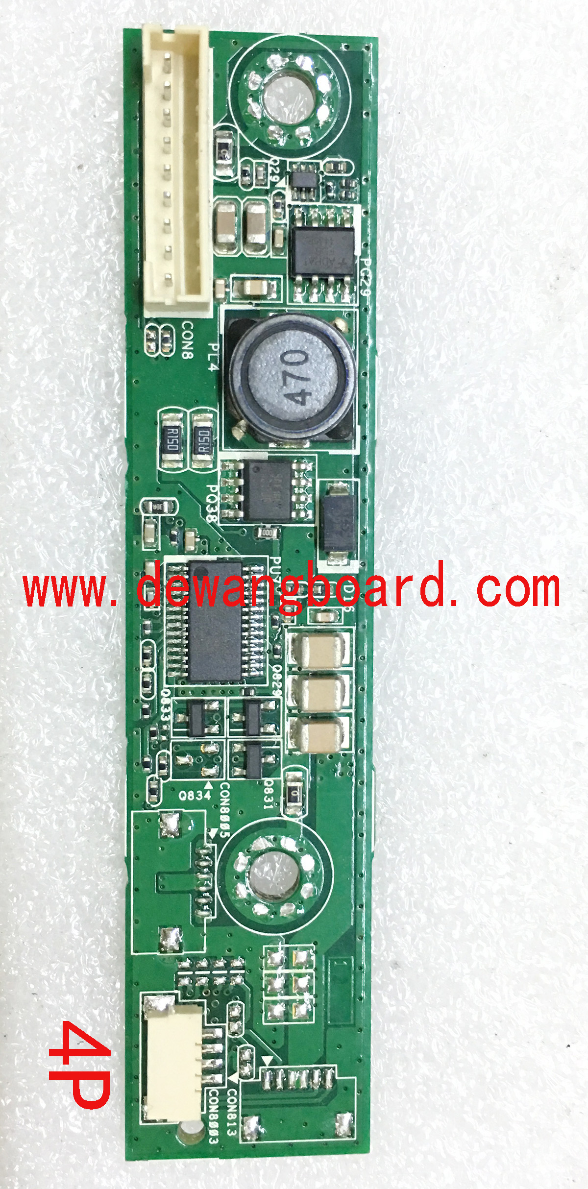OP-CONVERTER BD led Inverter board, high pressure
