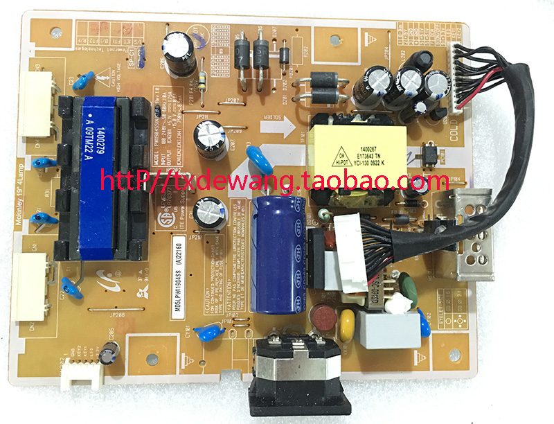 samsung 943bwplus 943NWPLUS supply power board PWI1904SS