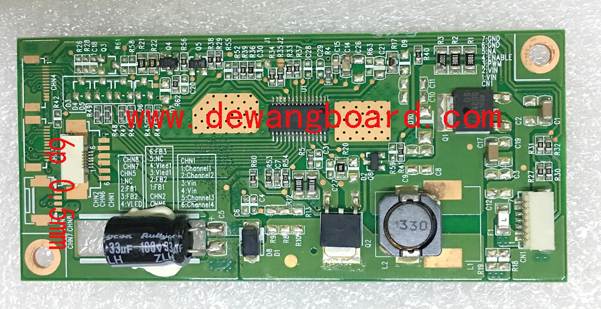 V312-005 4H+V3121.031 lenovo B305 backlight inverter board