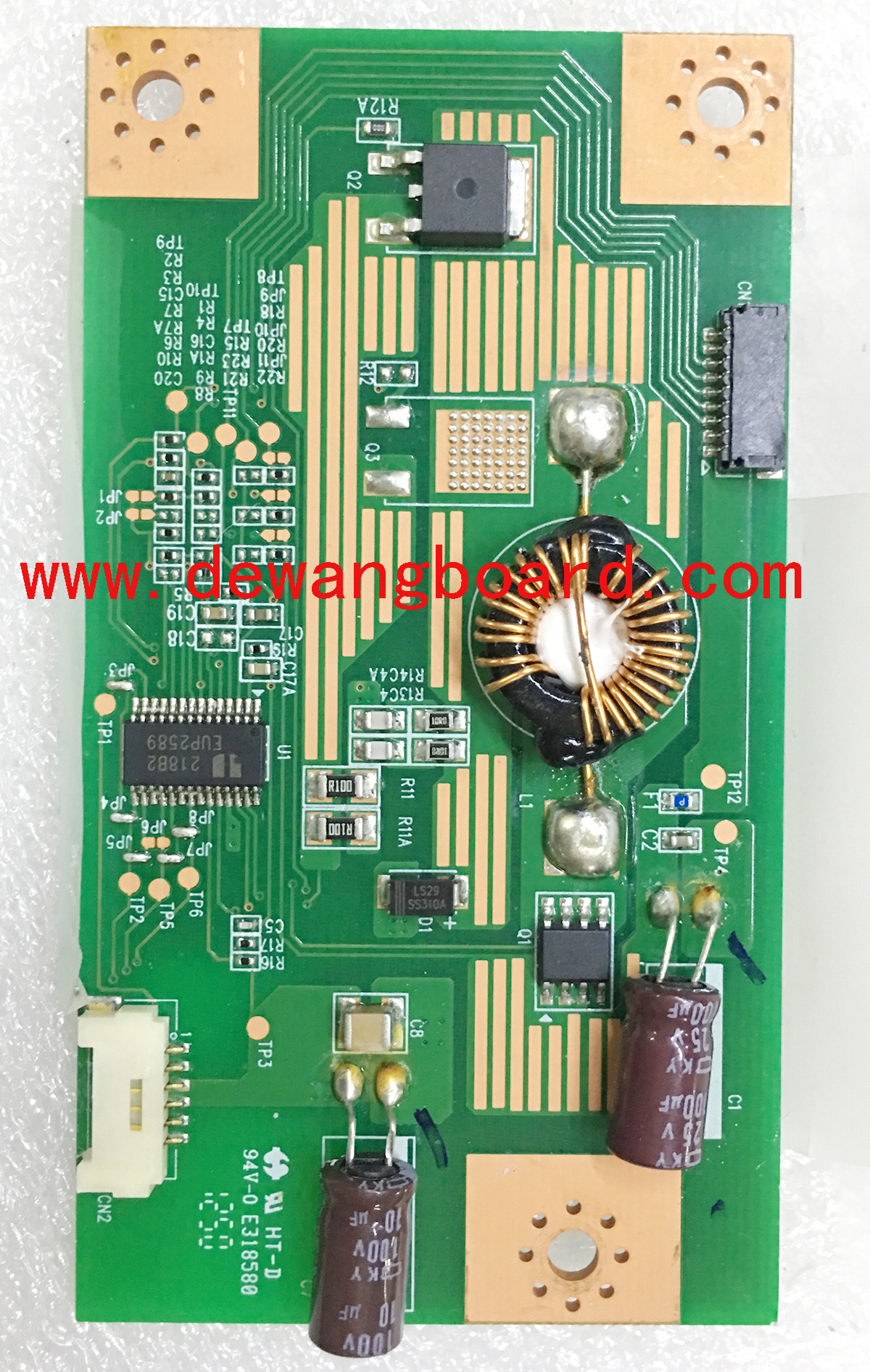 lenovo M9201Z backlight inverter board DD-1A12-MS19-6-HKH