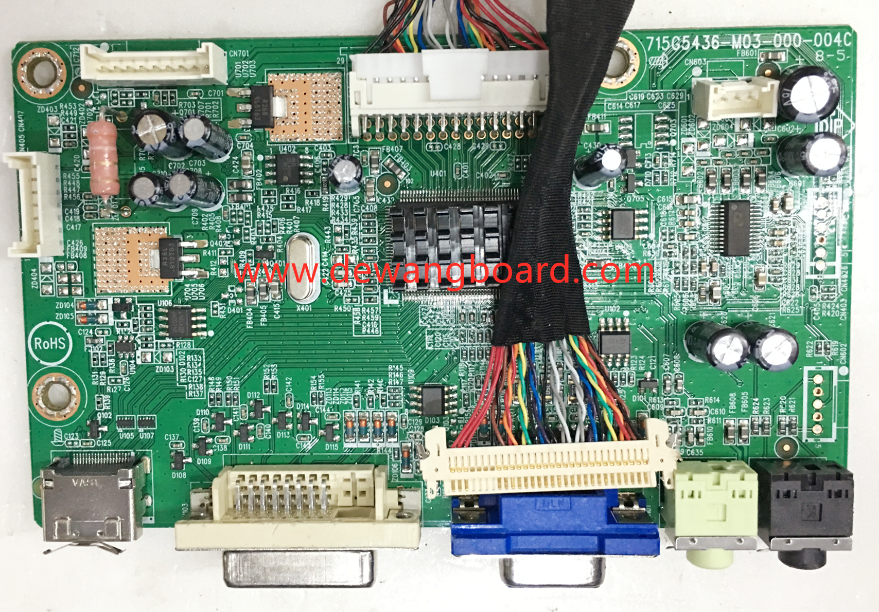 philips 273V5 main board 715G5436-M03-000-004C